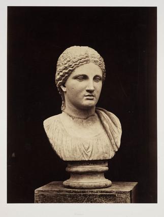 'Dione', 1854-1858.