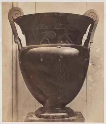 An urn, 1854-1858.
