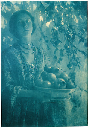 Pomegranates, c 1910.