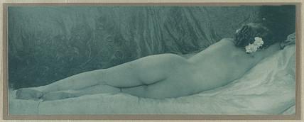 Nude, 1907.