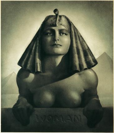 'Woman', 1939.