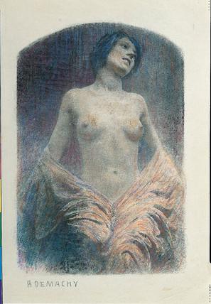 'Nu', c 1905.