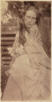 'Despair', c 1870.
