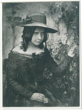 Mary McCandlish, c 1844.