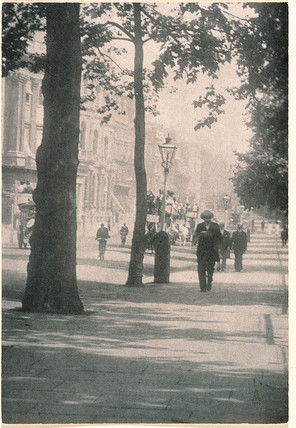 'Piccadilly in 1902'.