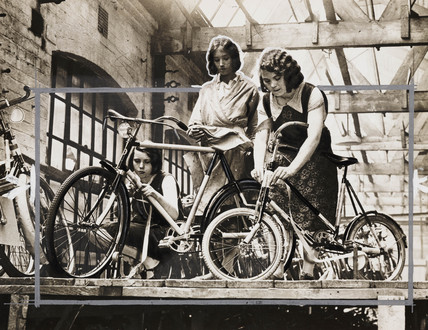 'Hercules bicycles for Young and Old', Birmingham, 3 July 1931.