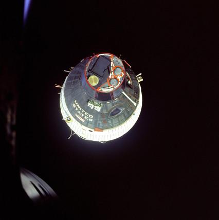 Gemini rendezvous, December 15 1965.
