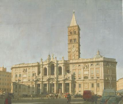 Santa Maria Maggiore, Rome, 2004.