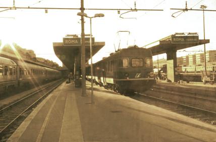 'Termini Station 2', Rome, 2004.