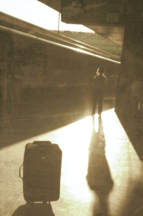 'Termini Station 1', Rome, 2004.