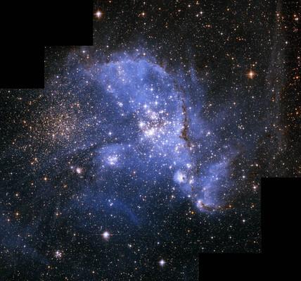 Small Magellanic Cloud, c 2005.