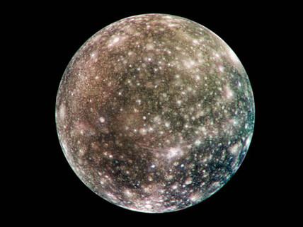 Callisto, May 2001.