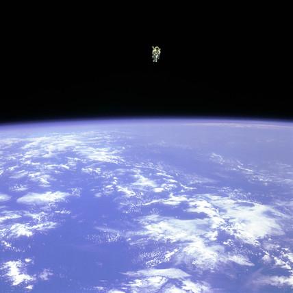 Spacewalk, 1984.