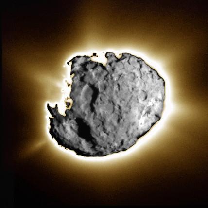 Comet Wild 2, 2 January 2004.