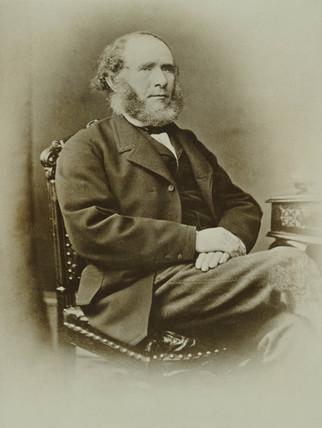 Benjamin Conner, c 1856