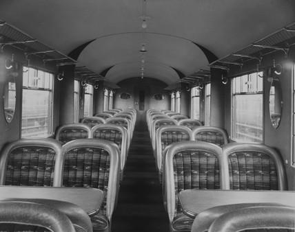 Tourist third open carriage