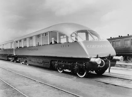 LNER 'Coronation' Observation Saloon, no 1719, c 1937.