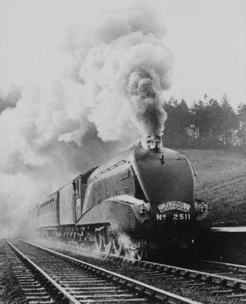LNER 'Silver King', c 1938.