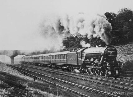 LNER 'Flying Scotsman', c 1929.