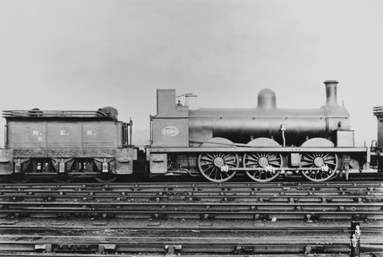 NER locomotive 0-6-0 no 1229.