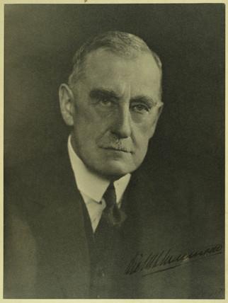 Richard E L. Maunsell.