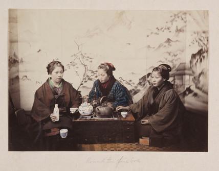 'Round the Firebox', 1864-1867.
