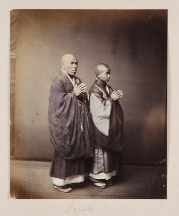 'Priests', 1864-67