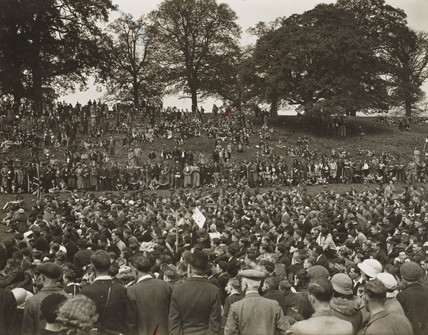 The Kent rally of Out Door Folk, Maidstone, 26 May 1935.