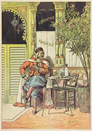 'A L'Esplanade des Invalides', 1890.