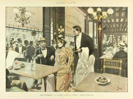 'Picturesque Paris', 1892.