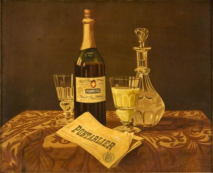 'Pernod Fils', c 1900.