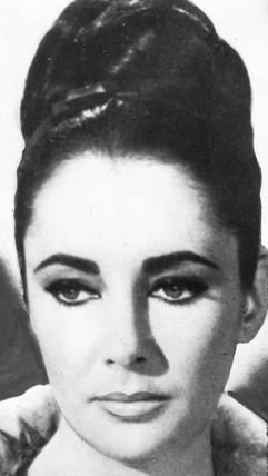 Elizabeth Taylor, 4 September 1963.