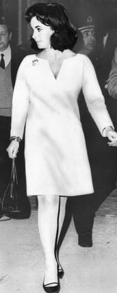 Liz Taylor, 28 April 1966.
