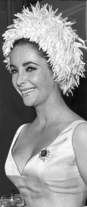 Elizabeth Taylor, 8 October 1964.