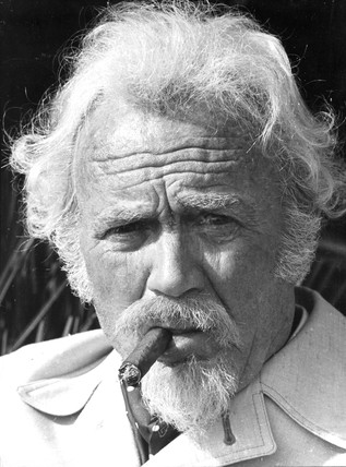 John Mills, 1973.