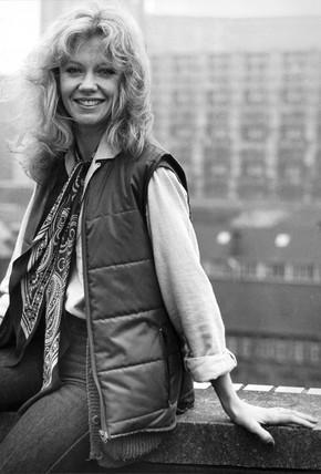 Hayley Mills, Sheffield, 1980.