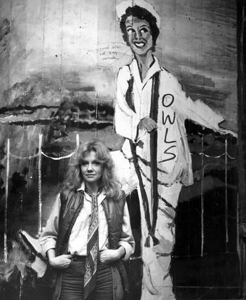 Hayley Mills, c 1980.