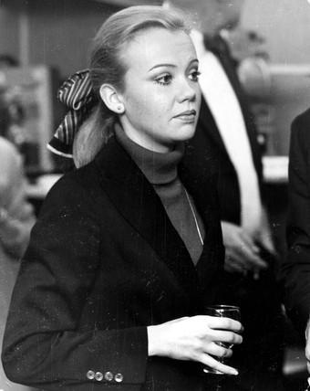 Hayley Mills, 1970.