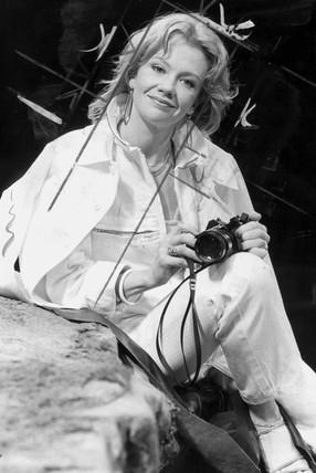Hayley Mills, 1980.