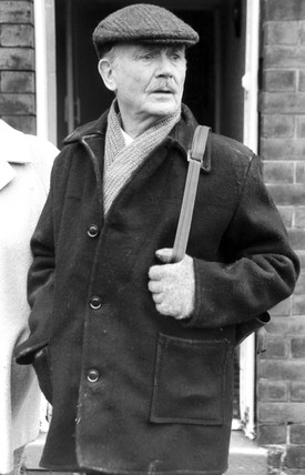 John Mills, 1980.