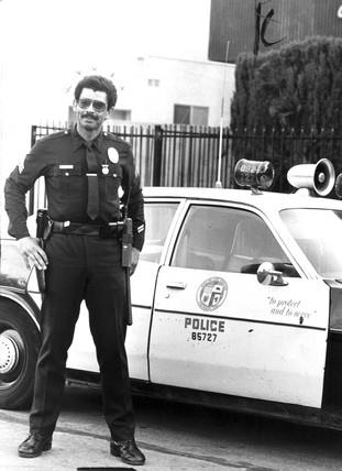 Sergeant Ed Wilson, 23 July 1984.