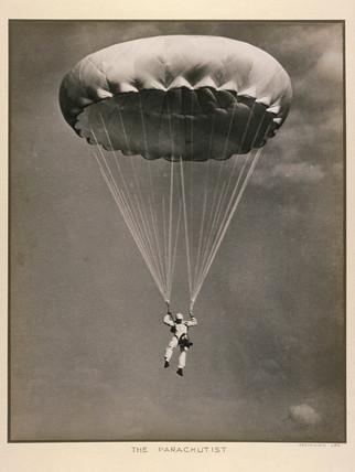 'The Parachutist'.
