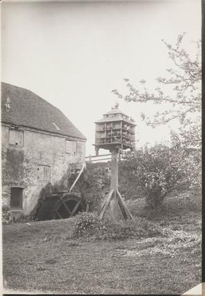 'The Dovecot', c 1890.