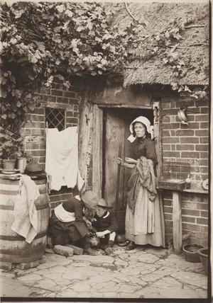 'Under the Vine', 1888.