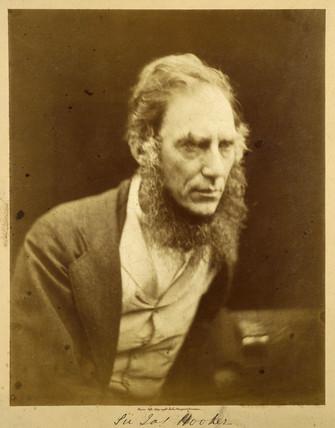 Sir Joseph Dalton Hooker (1817-1911).