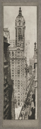 'The Singer Building, Noon', New York, c 1910.