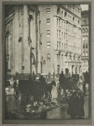 'The Holland House', New York, c 1910.