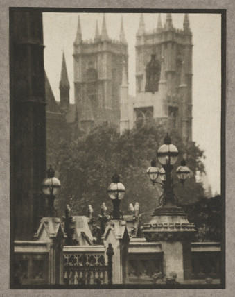 Westminster Abbey', London, 1909.