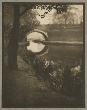 'Paddington Canal', 1909.