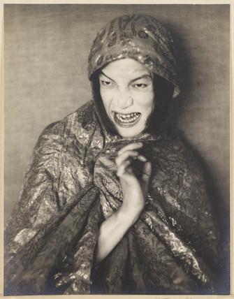 Portrait of Michio Itow, 1913.